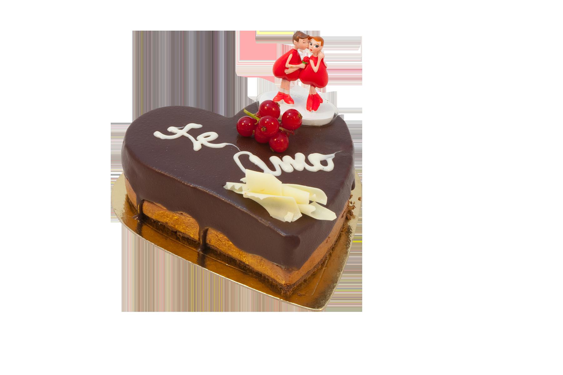 Tarta de San Valentin 2