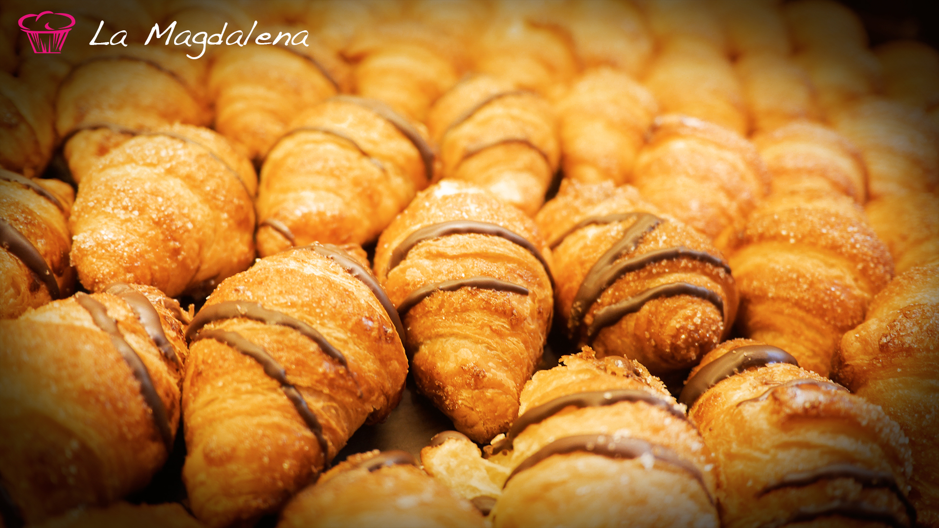 Mini croissant variados