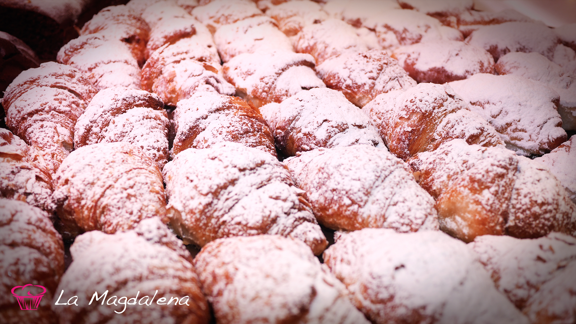 Mini croissant dechocolate